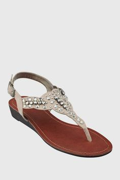 Miko Flat Sandal