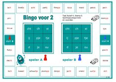 Dutch Language, Bingo, Circuit, Classroom, Teacher, Letters, Learning, Stage, Tattoo