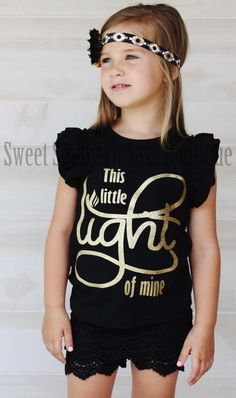 THIS LITTLE LIGHT OF MINE - Sweet Southern Sass Boutique