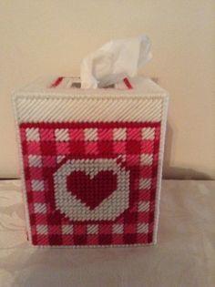 Heart tissue box cover