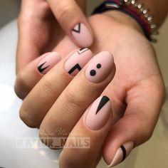 essie nail polish, less is aura, beige nude nail polish, fl. Nude Nails, Acrylic Nails, Black Nails, Mens Nails, American Nails, Minimalist Nails, Manicure E Pedicure, Halloween Nail Art, Stylish Nails