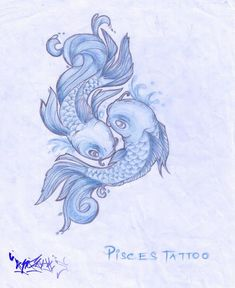 15 Ideas drawing tattoo fish pisces for 2019 – pisces constellation tattoo Pisces Fish Tattoos, Pisces Tattoo Designs, Mermaid Tattoos, Tattoo Fish, Bild Tattoos, Body Art Tattoos, Tattoo Drawings, Sleeve Tattoos, Tattoo Art