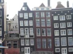 Wacky Houses - Amsterdam