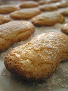 クッキーフォンニ -  ladyfingersサルデーニャ - 著作権すべての権利を保有comidademama