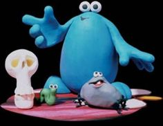 British kid's claymation TV show, Trap Door, Retro Kids, 80s Kids, Kids Tv, 90s Childhood, My Childhood Memories, Sweet Memories, Nostalgia, Trap Door, Morning Cartoon