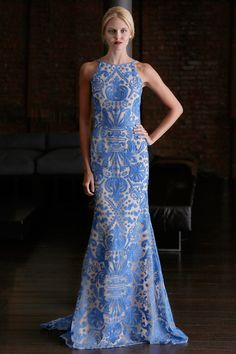 Naeem Khan / http://www.vogue.co.uk/fashion/spring-summer-2015/ready-to-wear/naeem-khan-pre/full-length-photos/gallery/1188135