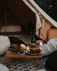 We take care of everything with our all-inclusive elopement packages, or we can just offer some selected services. Get a Quote Today! Under The Moon, Bath Caddy, Glamping, Reception, Packaging, Elopements, Table Decorations, Bliss, Furniture