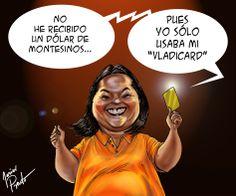 El pago de los estudios a la candidata fujimorista por parte de Montesinos