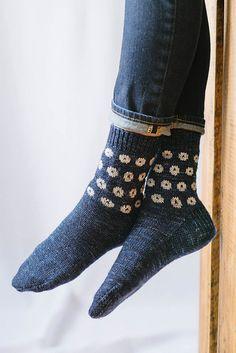 Ravelry: Kanoko Socks pattern by Mary Jane Mucklestone