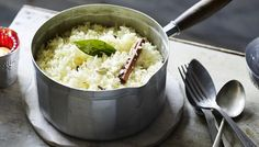 Fragrant Pilau Rice - this is the most delicious rice recipe I have EVER followed. Absolutely perfect.