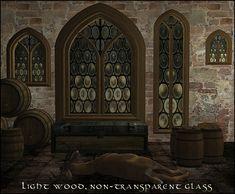 "The Medieval Smithy SIMS 2: ""Fairytale Romance"" Windows Recolours"