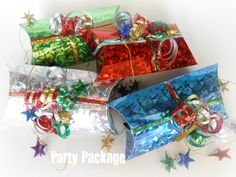 New Year's Party Favors #newyears #partyfavors