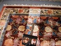 We provide fast-drying Area Rug cleaning to avoid delaminating, slippery footing, new soil buildup, and bad odors. When we clean carpets they are never soaked, and residues never remain.