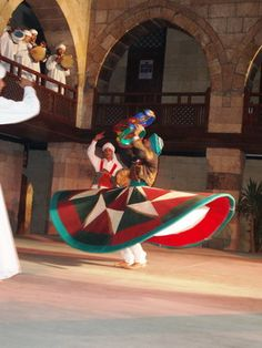 Many Nile Cruise ships in Egypt; in Luxor, Aswan, and Cairo offers their guests with a short belly dance performance.