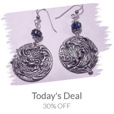 Today Only! 30% OFF this item.  Follow us on Pinterest to be the first to see our exciting Daily Deals. Today's Product: Fancy Solder Stamped Earrings Set 2 Buy now: https://small.bz/AAiX715 #etsy #etsyseller #etsyshop #etsylove #etsyfinds #etsygifts #musthave #loveit #instacool #shop #shopping #onlineshopping #instashop #instagood #instafollow #photooftheday #picoftheday #love #OTstores #smallbiz #sale #dailydeal #dealoftheday #todayonly #instadaily #instadaily #todayonly #dealoftheday…