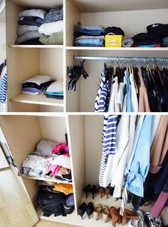 Your Inspiration Blog: MINIMALISM PT I: WARDROBE RESTYLE