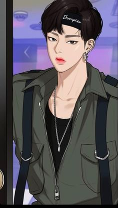 The secret angel Korean Anime, Korean Art, Handsome Anime Guys, Cute Anime Guys, Manhwa, Photo Editing Vsco, The Secret, Fanart, Cute Anime Character