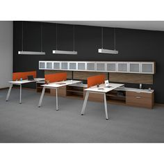 V Leg 3 Station W Overheads Clear Screen Find This Pin And More On Arco Manhattan Office Furniture
