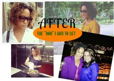 Going Natural: A Painful Journey with my Hair- Part I --The AfterMath