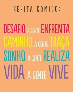 Repita e grave na mente More Than Words, Some Words, Daily Quotes, Life Quotes, Words Quotes, Sayings, Leadership Quotes, Sentences, Quote Of The Day