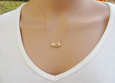 Best Friends Jewelry, Two Initial Necklace, Couple initials Necklace, Personalized necklace, lovers Delicate Gold Necklace, Gold Jewelry Simple, Cute Necklace, Initial Necklace, Bijoux En Or Simple, Fashion Rings, Fashion Jewelry, Cute Gifts For Friends, Best Friend Jewelry