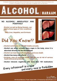 Antisocial - Alcohol Forbidden in Islam