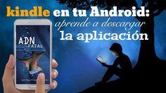Descargando la aplicación kindle para Android