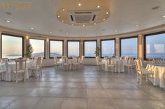 Dreaming #wedding in #PyrgosRestaurant in #Santorini ! Let us make a #dream come true ! #travel #traveling #wanderlust #bride #groom #wedding #reception #perfect #place