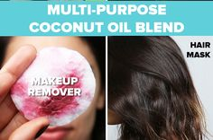 Solve All Your Problems With This Multi-Purpose Coconut Oil Blend