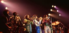 You Can See Earth, Wind, and Fire Live at the Forum! #LA #Music