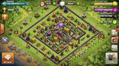 Clash of Clans 10.0 Unlimited Mod APK Download