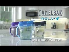 The Funky Monkey Giveaway: CamelBak Relay Water Filtration Pitcher - 2 WINNERS! Ends 9/14/14