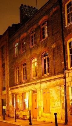 Jack the Ripper Tour - London, England. Hands down one of the most fun things we did in London!