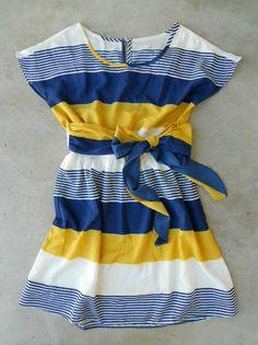 Above Deck Dress [4194] - $32.00 : Vintage Inspired Clothing & Affordable Summer Frocks, deloom | Modern. Vintage. Crafted.
