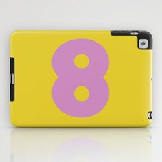Number 8 iPad Case by Project M - $60.00