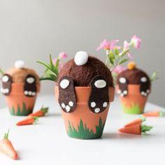 Osterbasteln mit Kindern - 3 unkonventionelle Ideen Easter crafts with children - 3 unconventional i Arts And Crafts Box, Diy And Crafts, Crafts For Kids, Children Crafts, Summer Crafts, Creative Crafts, Fleurs Diy, Kindergarten Crafts, Diy Décoration