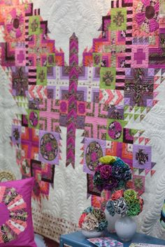 love this butterfly quilt