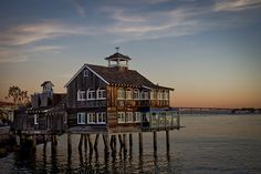 Pier Cafe - Best calamari in the world!!!!!!  San Diego, California, USA