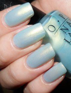 OPI Baby blue