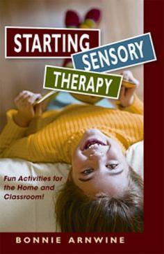 SensoryTools.net Australia - Starting Sensory Therapy: