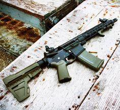 Pistol Build