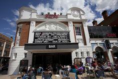 You gotta love #Brixton Cinema in Coldharbour Lane, London
