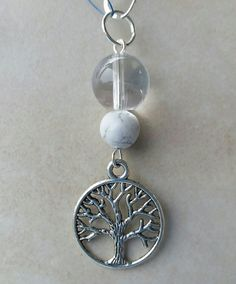 Check out this item in my Etsy shop https://www.etsy.com/listing/239099485/tree-of-life-charm-pendant-silver-tone