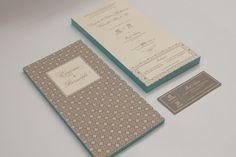 papelería wedding invitation
