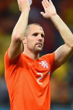 Ron Vlaar (Netherlands) | The 23 Hottest Guys Left In The World Cup