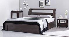 Bed Designs: Buy Bed, King and Queen Size Online - Urban Ladder Storage Bed Queen, Bed Storage, Oak Bedroom Furniture, King Beds, Queen Beds, Oak Beds, Buy Bed, Beds Online, Diy Frame
