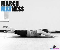 #swimming #harriethogsette #ghfpilates #matpilates #marchmatness2016