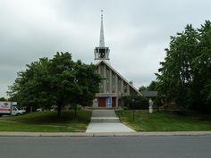 Longueuil (église Notre-Dame-de-Grâce), Québec, Canada (45.523999, -73.493838)