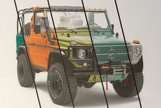 Expedition Motor Co. Will Build The Classic G-Wagen Of Your Dreams Mercedes G Wagen, Mercedes Jeep, Custom Mercedes, Mercedes Benz G Class, Benz S, G Wagon, Motor Company, Land Cruiser, Cool Cars