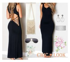 """""""#6 Chiclookcloset"""" by almira-mustafic ❤ liked on Polyvore"""